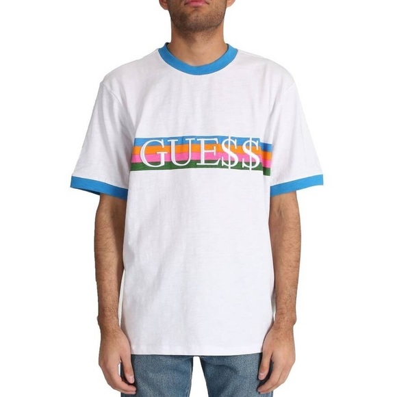 Details about guess x asap rocky shirt